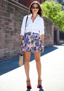 knotted-shirt-skirt-heels-lok