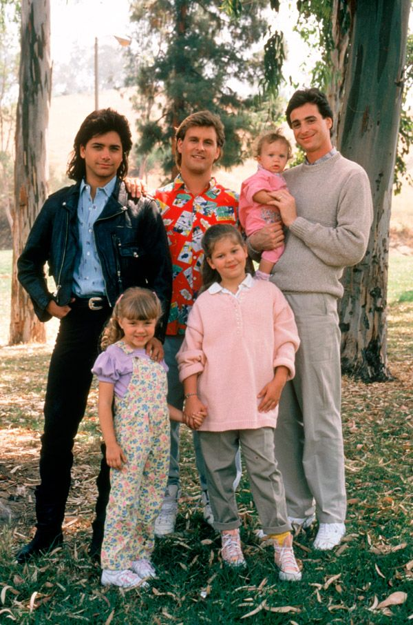 Sorry, full house family this