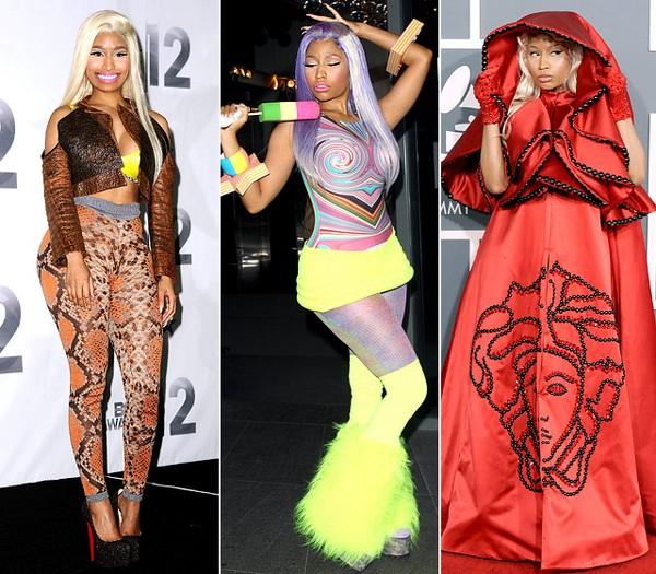 Nicki-Minaj-Giyim-Stili