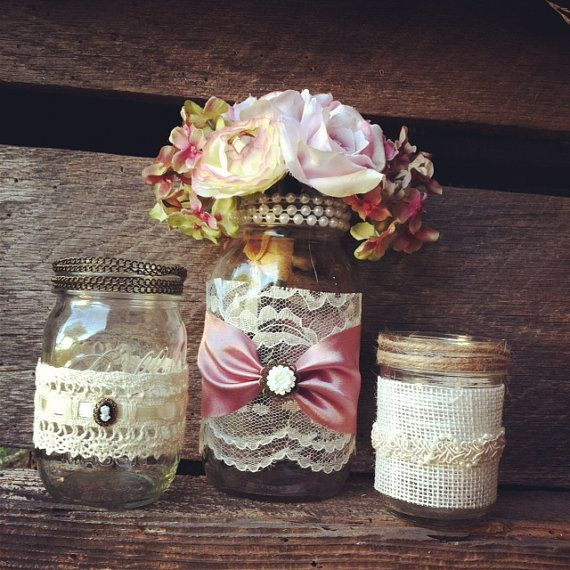 burlap-and-lace-mason-jar-vases-vintage-style-lace-mason-jars-wedding-decorations-mason-jar-home-decor-rustic-chic-vintage-style-mason-jars